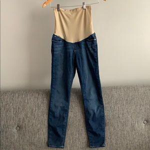 Paige maternity jeans 28